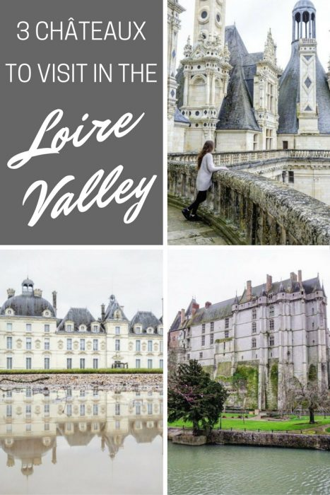 The loire valley a paradise for lovers of french ch teaux for Castles to stay in france