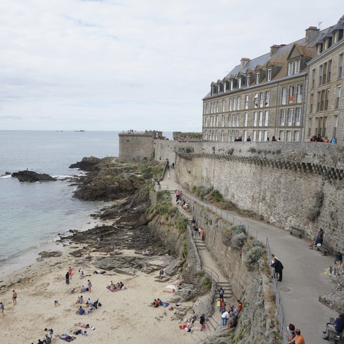 Saint Malo: This seaside escape tops the lists as one of the best places to visit in Northern France.