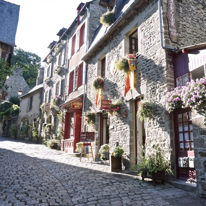 Dinan, Brittany: This place is another must visit in Northern France.
