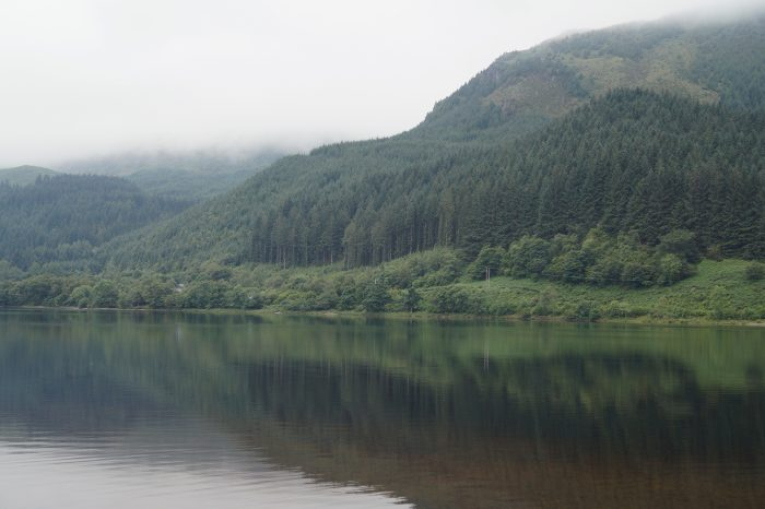 Visiting Loch Lomond & The Trossachs National Park on a weekend trip.