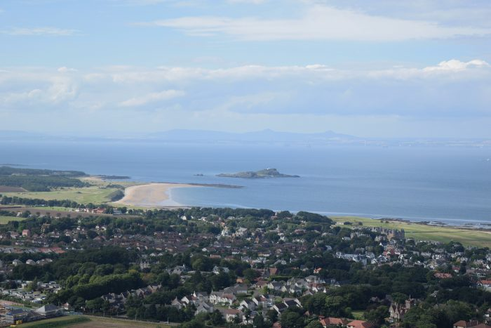 North Berwick Weekend Trip.