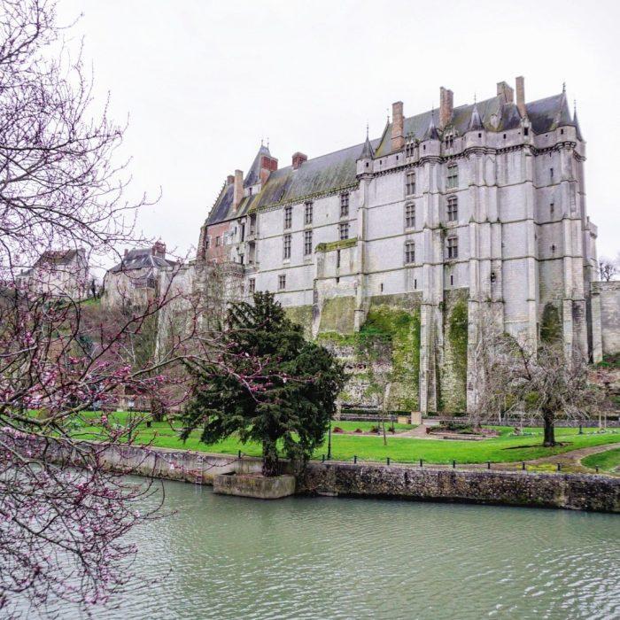 Chateau de Chateaudun, France