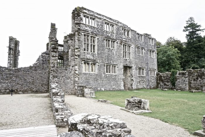 Berry Pomeroy Castle is another beautiful castle in South West England.