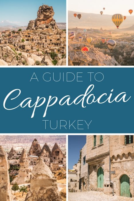 Places to visit in Cappadocia | Turkey Travel Guide