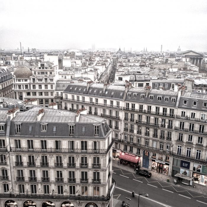 Visiting Paris on a budget? How about free views of Paris?!