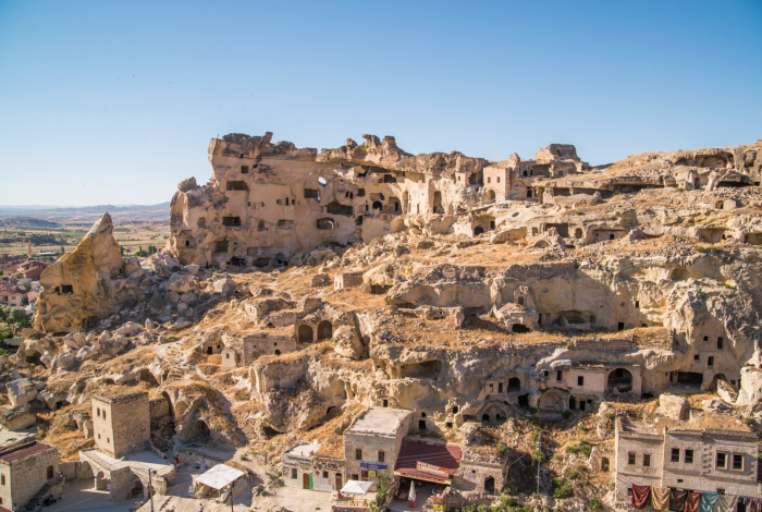 Cavusin is another village you can visit in Cappadocia.