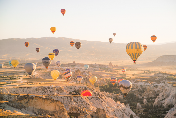 Discovering the Magic of Cappadocia, Turkey