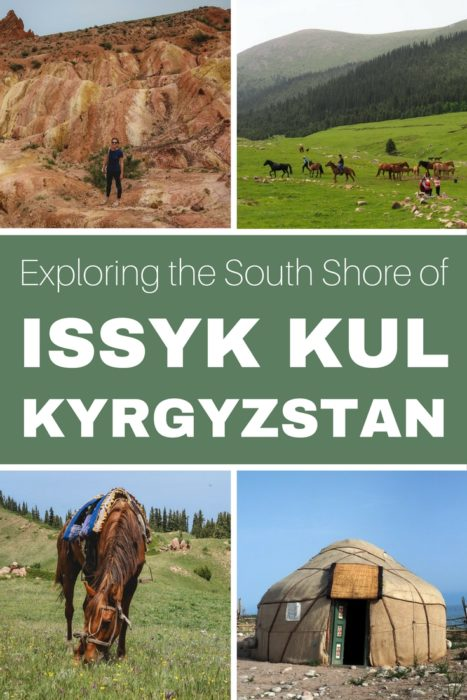 Things to do in Issyk Kul Lake's south shore, Kyrgyzstan.