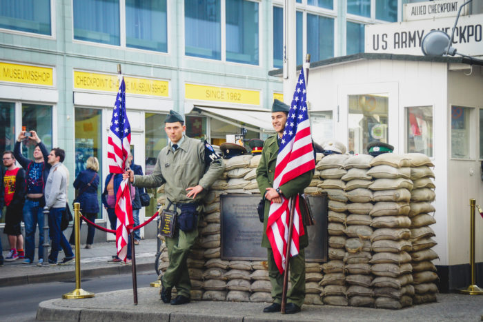 Berlin Travel Bucket List - Checkpoint Charlie