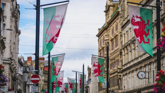 Visiting Cardiff, Wales
