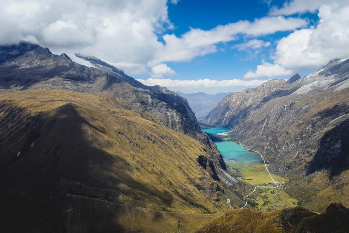 Hiking the Santa Cruz Trek From Huaraz in the Cordillera
