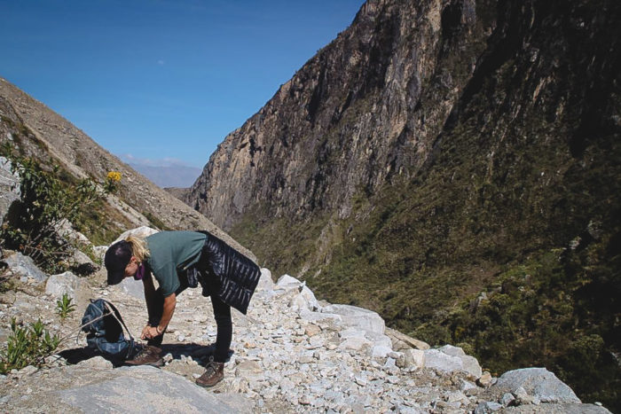 What to pack for the Santa Cruz Trek in Peru